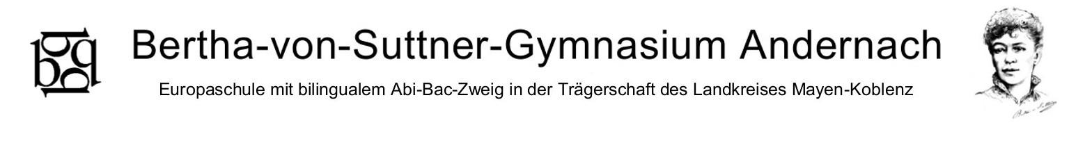 Bertha-von-Suttner-Gymnasium Andernach