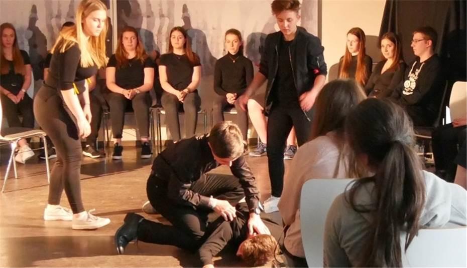 Workshop Darstellendes Spiel in Leutesdorf