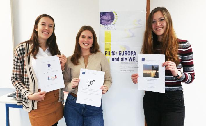 Fit für Europa - fit für die Welt