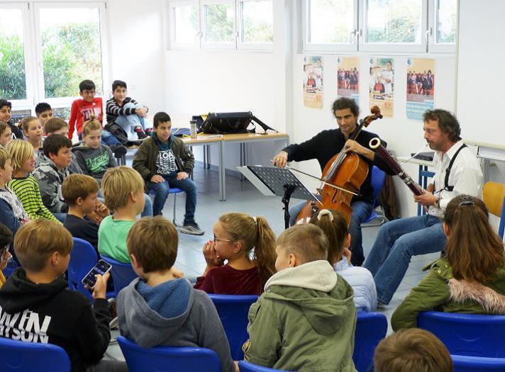 Rheinische Philharmonie am BvSG