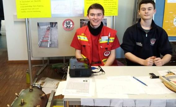 BvSG erfolgreich bei 'Jugend forscht'