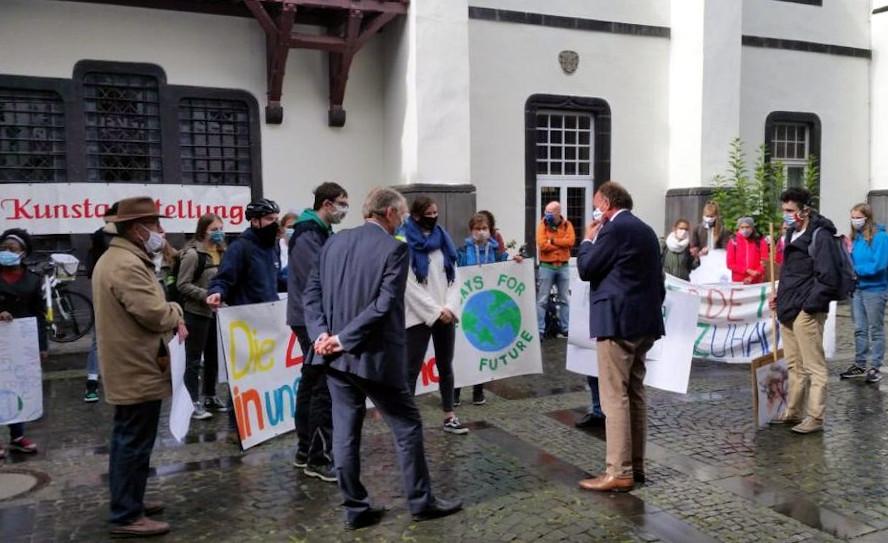 BvSG unterstützt Petition zum Klimaaktionstag